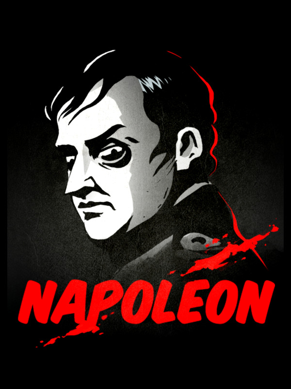 Napoleon-caricature-the_graphic_novel