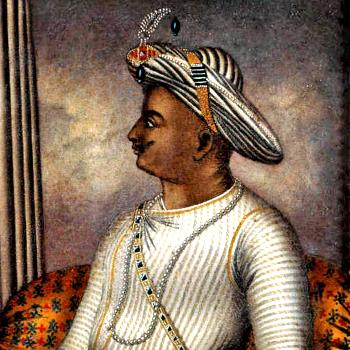 Tipu-sahib-Napoleon-burnous