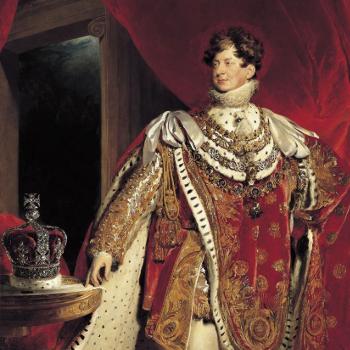 King_George-Napoleon-Gueridon