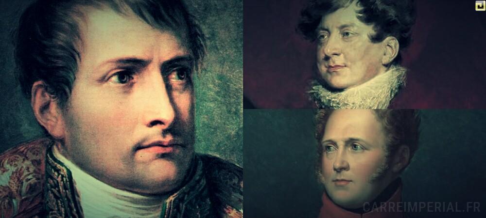 Napoleon-George-Alexandre-Tsar
