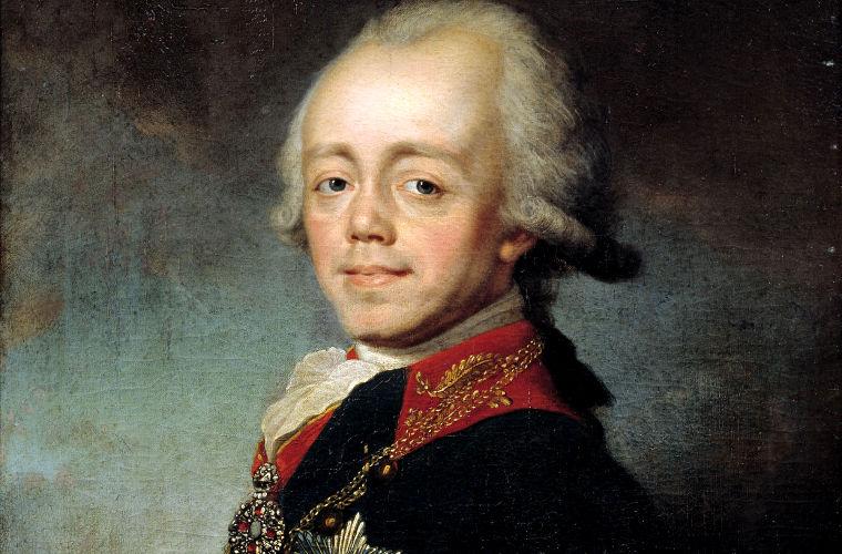 Tsar-Paul-Russie