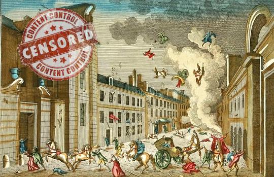 Attentat de la rue Saint Nicaise